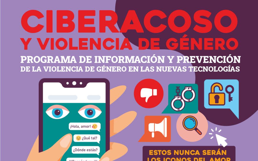 """Fademur Andalucía imparte """"Talleres de Ciberacoso y Violencia de Género"""""""